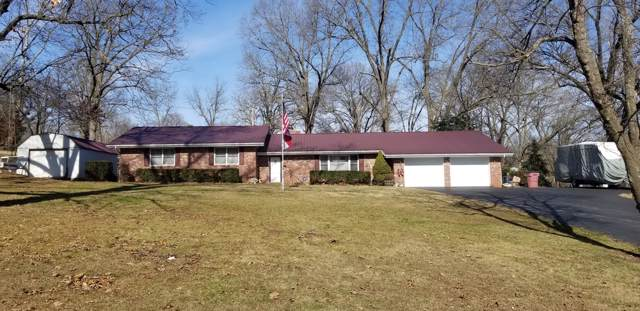 703 Old Exeter Road, Cassville, MO 65625 (MLS #60155492) :: Sue Carter Real Estate Group