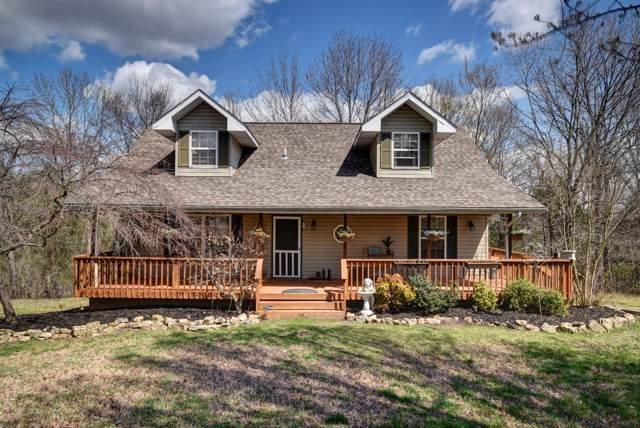 293 Norman Road, Kirbyville, MO 65679 (MLS #60155513) :: Team Real Estate - Springfield