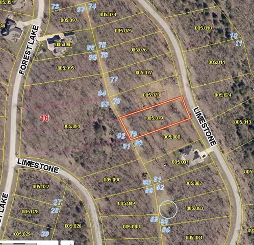 Lot 79 Limestone Dr Drive, Reeds Spring, MO 65737 (MLS #60155516) :: Weichert, REALTORS - Good Life