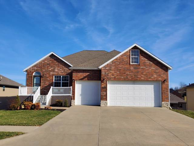 832 Gold Rush Avenue, Nixa, MO 65714 (MLS #60155572) :: The Real Estate Riders