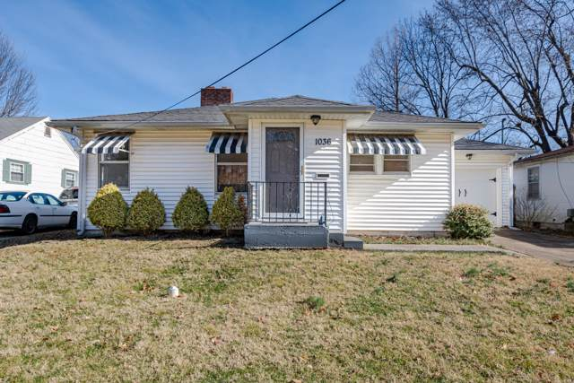 1036 S Kentwood Avenue, Springfield, MO 65804 (MLS #60155603) :: Sue Carter Real Estate Group