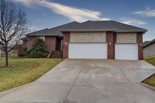 3002 W Augusta Hills Street, Springfield, MO 65803 (MLS #60155664) :: Sue Carter Real Estate Group