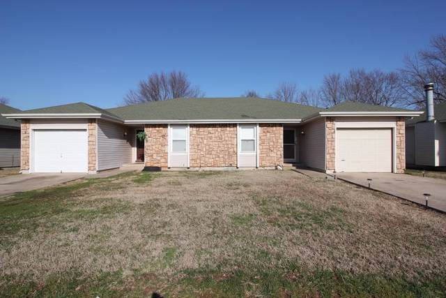 1201 A & B W Sunset Street, Springfield, MO 65807 (MLS #60155668) :: The Real Estate Riders