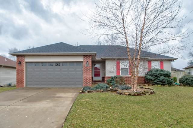 4892 W Portland Street, Springfield, MO 65802 (MLS #60155678) :: Sue Carter Real Estate Group