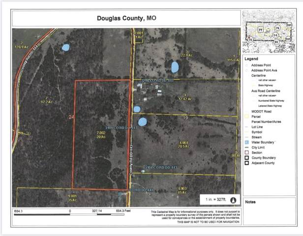 Dd 445 Rr 3 Box 196, Ava, MO 65608 (MLS #60155688) :: Team Real Estate - Springfield