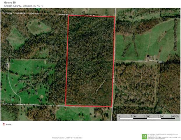 000 County Road 377, Thayer, MO 65791 (MLS #60155689) :: Sue Carter Real Estate Group