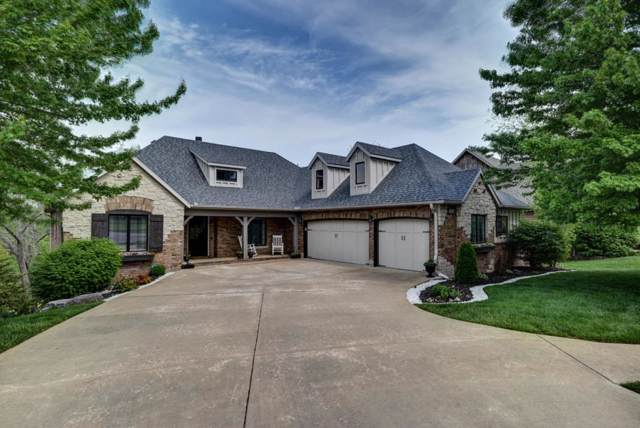 6056 S Overlook Trail, Springfield, MO 65810 (MLS #60155696) :: Sue Carter Real Estate Group