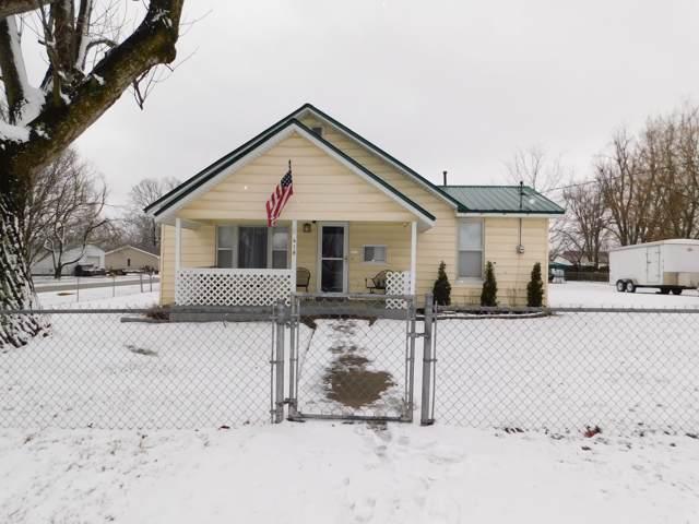 418 E Washington Street, Seymour, MO 65746 (MLS #60155758) :: Sue Carter Real Estate Group
