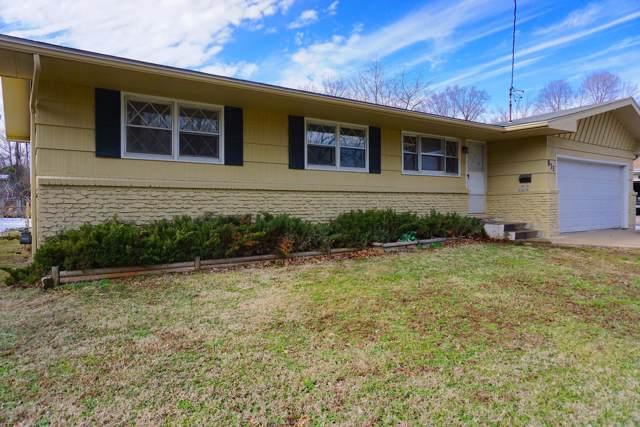 811 S Barnes Avenue, Springfield, MO 65802 (MLS #60155771) :: The Real Estate Riders