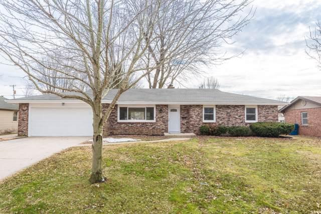 544 E Rosewood Street, Republic, MO 65738 (MLS #60155796) :: Sue Carter Real Estate Group