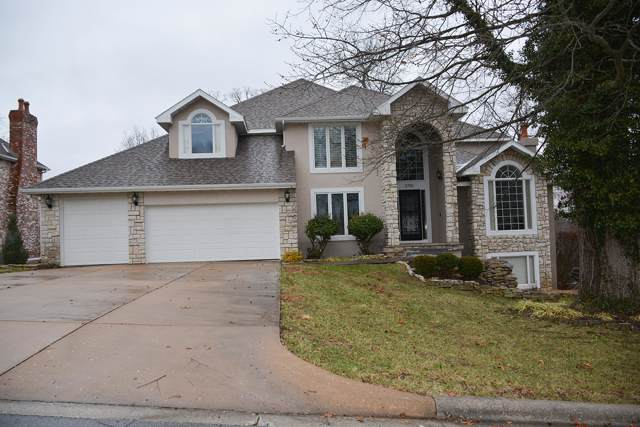 3705 Pleasant Valley Drive, Nixa, MO 65714 (MLS #60155815) :: Sue Carter Real Estate Group