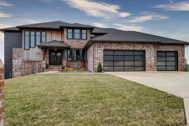 1580 W Gaslight Drive, Springfield, MO 65810 (MLS #60155840) :: Clay & Clay Real Estate Team