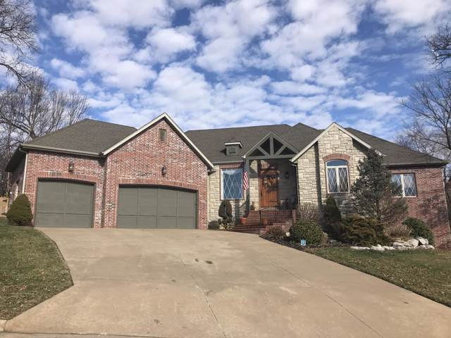 1441 W Oakville Road, Springfield, MO 65810 (MLS #60155971) :: The Real Estate Riders