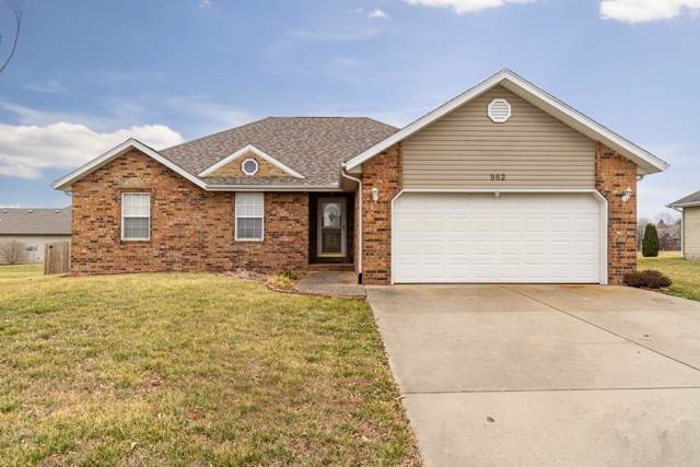 962 Megan Lane, Willard, MO 65781 (MLS #60156170) :: Evan's Group LLC