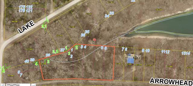 Tbd Arrowhead Road, Shell Knob, MO 65747 (MLS #60156197) :: Team Real Estate - Springfield