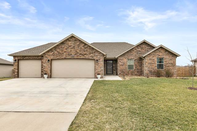 108 E Shawnee Street, Strafford, MO 65757 (MLS #60156279) :: Team Real Estate - Springfield