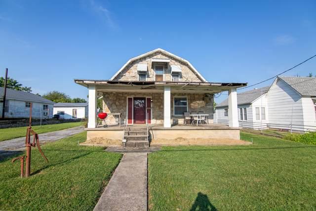 1606 S Main, Galena, KS 66739 (MLS #60156582) :: Sue Carter Real Estate Group