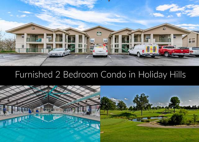 175 W Rockford Drive #11, Hollister, MO 65672 (MLS #60156588) :: Team Real Estate - Springfield