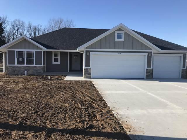 812 N Vermillion Drive, Strafford, MO 65757 (MLS #60156590) :: Team Real Estate - Springfield