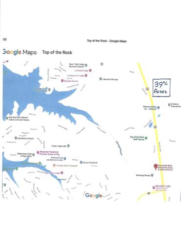 000 Carlton Road, Hollister, MO 65672 (MLS #60156740) :: Team Real Estate - Springfield