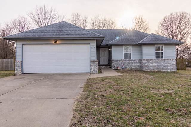 109 Holly Ridge Road, Willard, MO 65781 (MLS #60156746) :: Evan's Group LLC