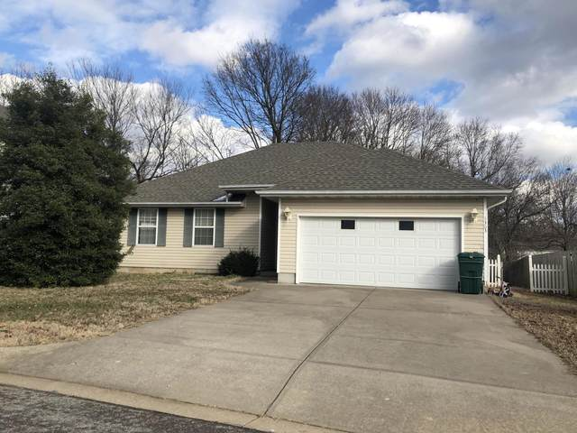 1303 Frisco Avenue, Monett, MO 65708 (MLS #60156820) :: The Real Estate Riders