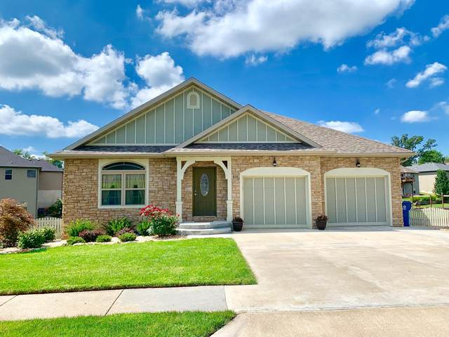 833 S Black Sands, Nixa, MO 65714 (MLS #60156917) :: The Real Estate Riders