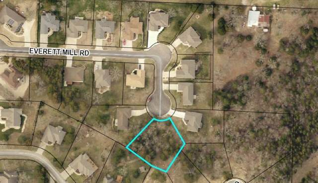 Tbd Lot 35 Everett Mill Road, Branson, MO 65616 (MLS #60157032) :: The Real Estate Riders