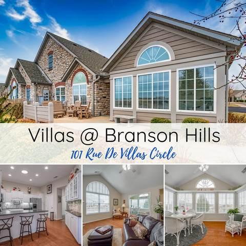 101 Rue De Villas Circle, Branson, MO 65616 (MLS #60157062) :: Team Real Estate - Springfield