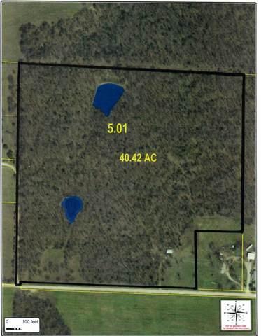 00 2100 Road, Jerico Springs, MO 64756 (MLS #60157156) :: Team Real Estate - Springfield