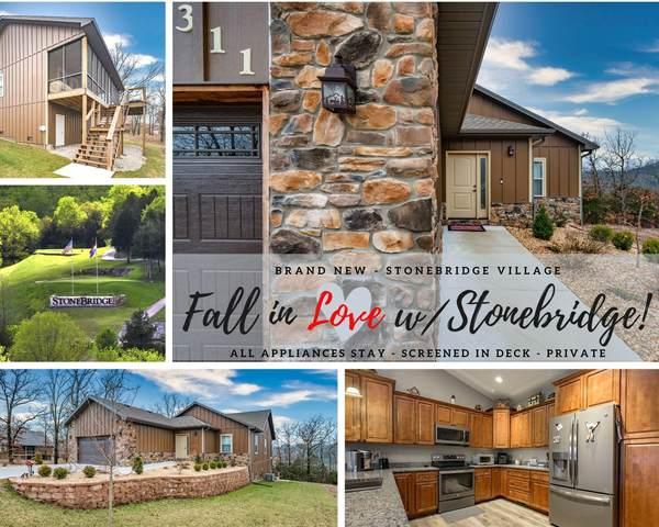 311 Cedar Glade Drive, Branson West, MO 65737 (MLS #60157177) :: Team Real Estate - Springfield