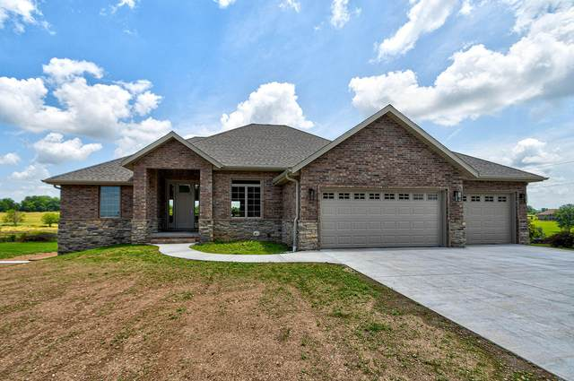 9049 W Lake Vista Lane, Springfield, MO 65802 (MLS #60157377) :: Team Real Estate - Springfield