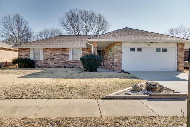 2014 S Thelma Avenue, Springfield, MO 65807 (MLS #60157431) :: Team Real Estate - Springfield