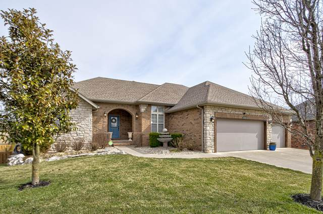 1638 N Waterstone Avenue, Springfield, MO 65802 (MLS #60157440) :: Evan's Group LLC