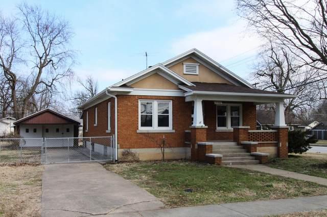 2102 N Rogers Avenue, Springfield, MO 65803 (MLS #60157496) :: Team Real Estate - Springfield