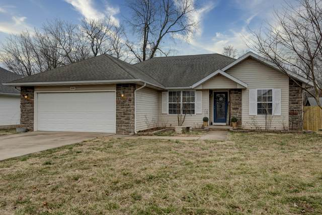 834 S Lester Road, Springfield, MO 65802 (MLS #60157502) :: Evan's Group LLC