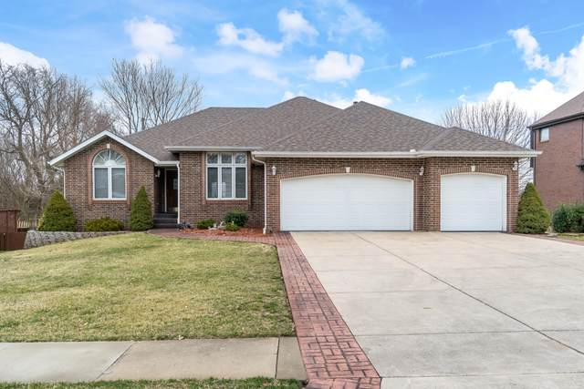 4610 S Quail Creek Avenue, Springfield, MO 65810 (MLS #60157511) :: Evan's Group LLC