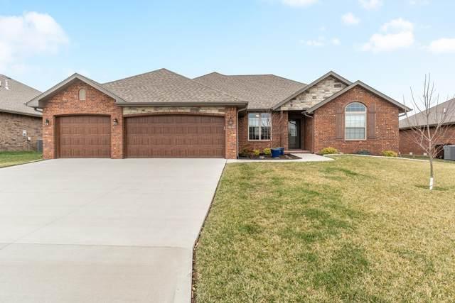 5636 S Cottonwood Drive, Battlefield, MO 65619 (MLS #60157514) :: Team Real Estate - Springfield