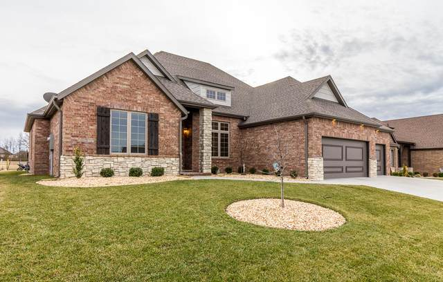 844 E Edenmore Circle, Nixa, MO 65714 (MLS #60157529) :: Evan's Group LLC