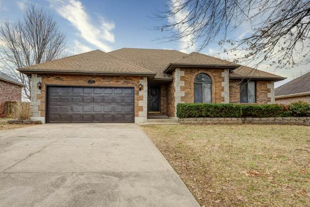 3144 S Manley Avenue, Springfield, MO 65807 (MLS #60157581) :: Team Real Estate - Springfield
