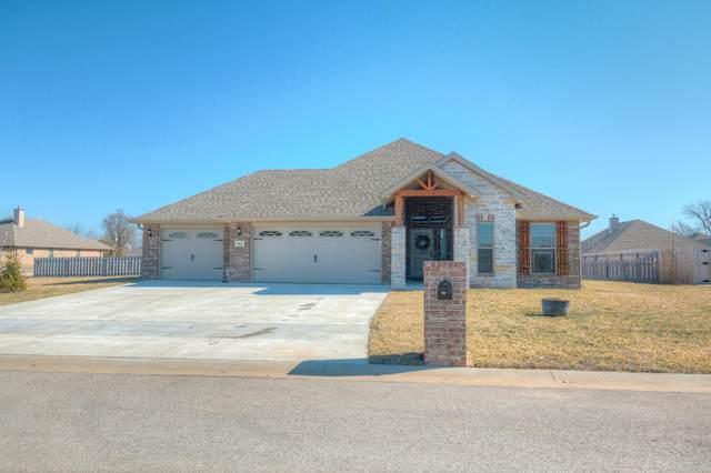 801 Blackthorn Drive, Carl Junction, MO 64834 (MLS #60157602) :: Sue Carter Real Estate Group