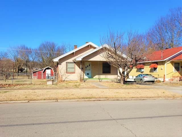 1431 W Nichols Street, Springfield, MO 65802 (MLS #60157659) :: Weichert, REALTORS - Good Life