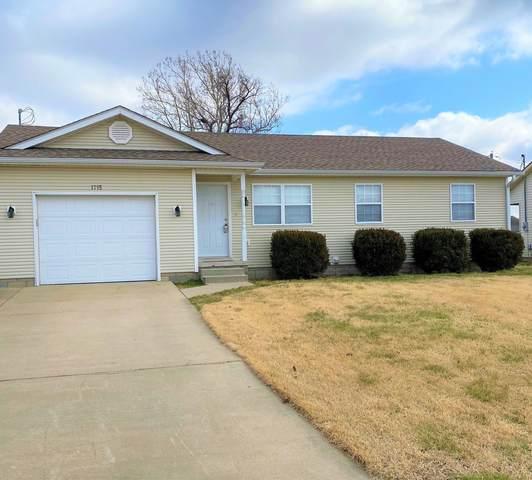 1715 Blue Bird Drive, Webb City, MO 64870 (MLS #60157726) :: Sue Carter Real Estate Group
