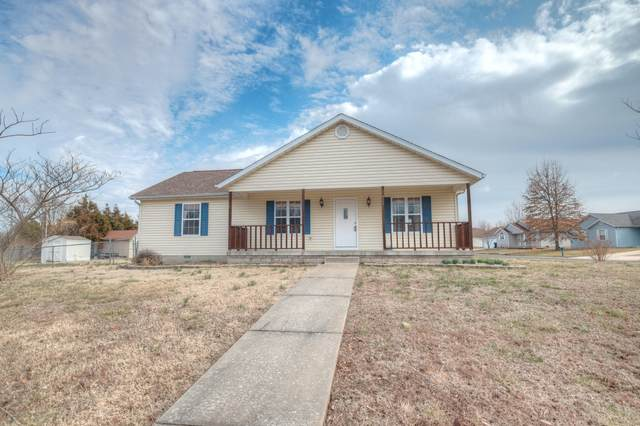 1427 Gold Dust Drive, Webb City, MO 64870 (MLS #60157732) :: Sue Carter Real Estate Group
