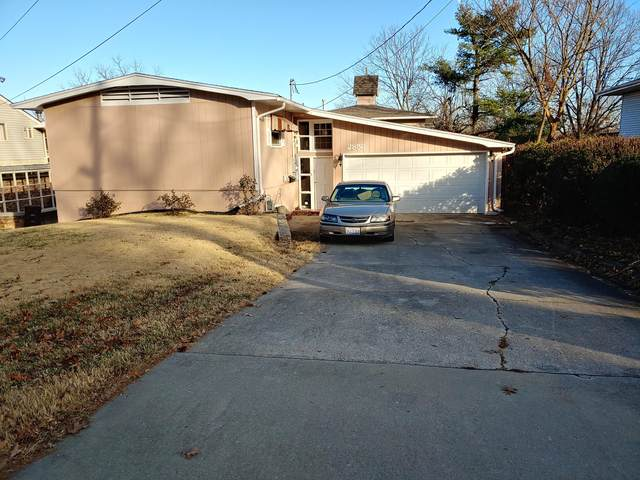 2856 N Campbell Avenue, Springfield, MO 65803 (MLS #60157780) :: The Real Estate Riders