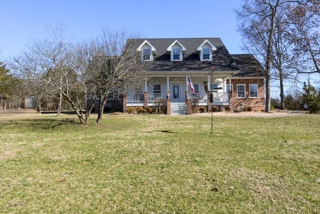 113 Hidden Spring Drive, Branson, MO 65616 (MLS #60157790) :: Massengale Group