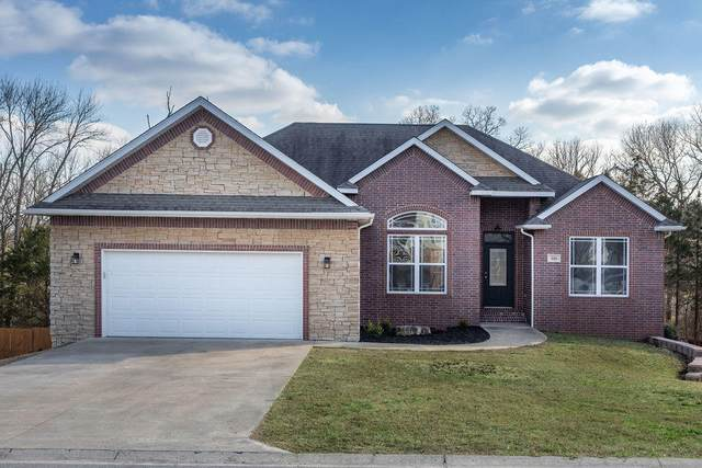 124 Willowbrooke, Branson, MO 65616 (MLS #60157825) :: Massengale Group