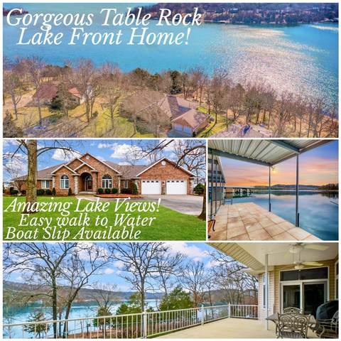 163 S Lakeshore Drive, Blue Eye, MO 65611 (MLS #60157838) :: Massengale Group