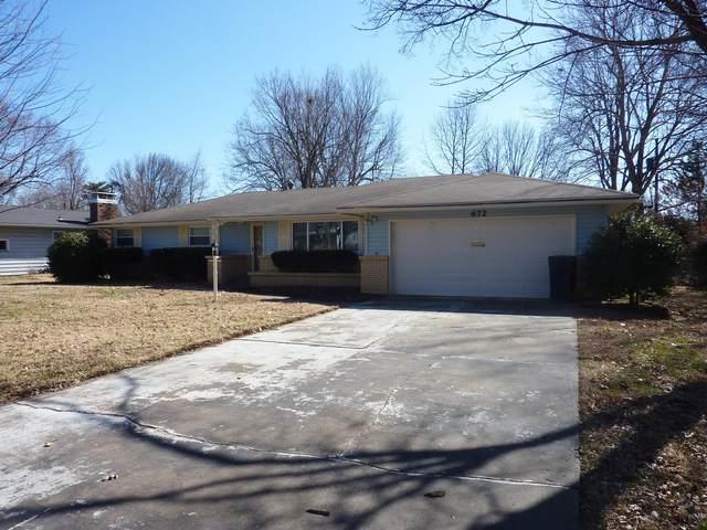 672 W Riverside Street, Springfield, MO 65807 (MLS #60157843) :: Sue Carter Real Estate Group