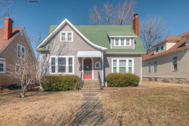 1215 W Broadway Street, Webb City, MO 64870 (MLS #60157858) :: Sue Carter Real Estate Group